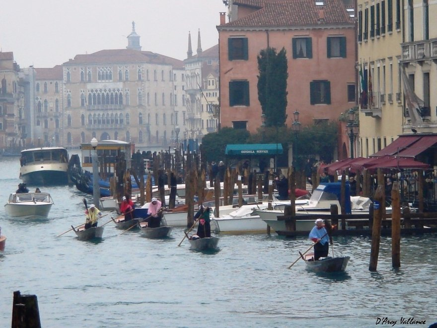 photo: Regatta della Befana, Venice