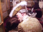 photo thumbnail Venice Carnival Kiss
