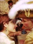 photo thumbnail Kiss at Venice Carnival